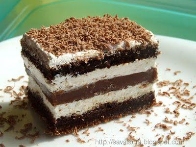 Prajituri de Craciun, spume, creme dulci si alte deserturi | Retete culinare cu Laura Sava