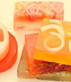 Craft Projects : Wouldn't It Be Great If You Could Make Fabulous Soap Gifts For Your Friends Or Family