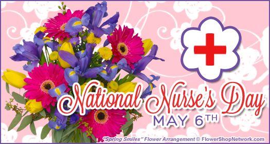 Happy National Nurses day