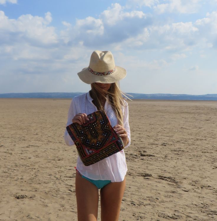 Unique and individual Bags for the beach and more..