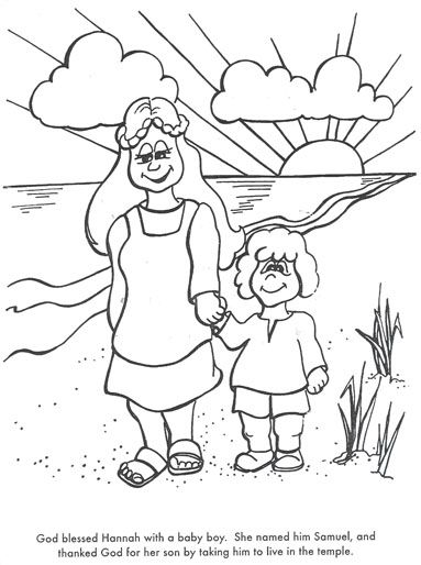 bible coloring pages prayer - photo#25