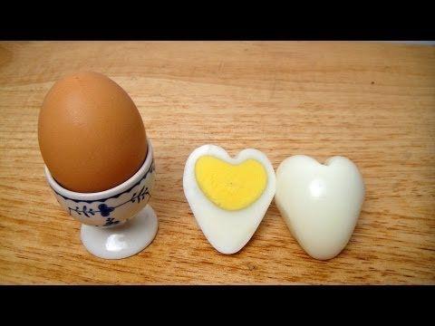 Huevo corazón ♥ Heart Egg - YouTube