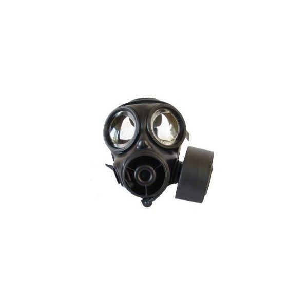 Online Forums Promoting Suicide By Hydrogen Sulfide Gas ❤ liked on Polyvore featuring costumes, masks, gas mask, accessories, fillers - black and glasses