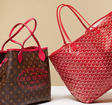 WHAT: Vintage Monogram Handbags Feat. Goyard Online Sample Sale @ GiltWHY: Vintage Monogram Handbags Feat. Goyard up to 60% off!WHEN: 8/27 12pm - 8/29 12amWHERE: Gilt.com*To sign up & access the sales, please click here.Shop Top Designer Brands at up to 60% off retail on Gilt
