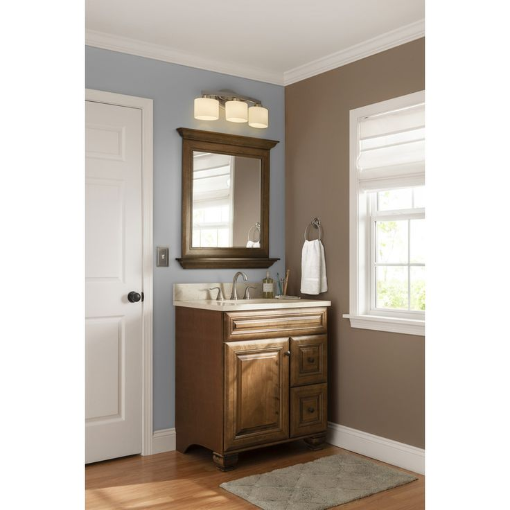 lowes bathroom mirrors cabinets 24 best in stock vanities freshfit at lowe s 22839
