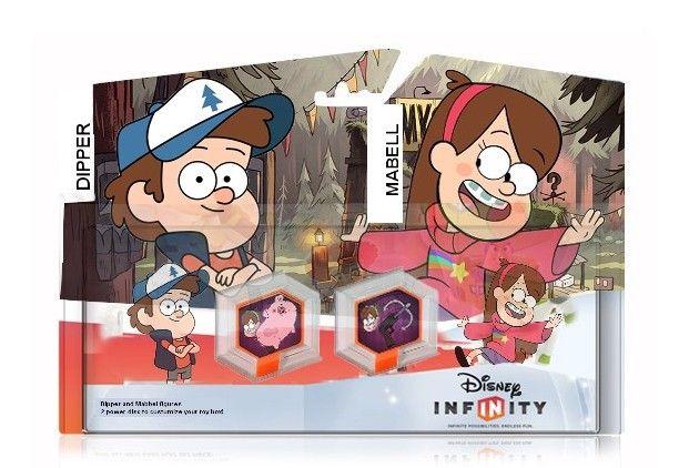 Play Set Potential Spoiler Cast: Gravity Falls - http://disneyinfinity.tv/blog/play-set-potential-spoiler-cast-gravity-falls/