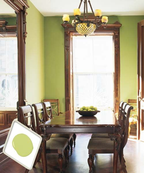 Dining Room Colors: Best Colors For Dining Room Drama
