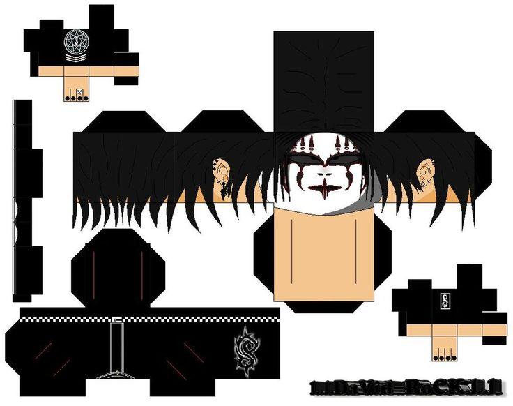 Joey Jordison Slipknot by zienaxd on deviantART
