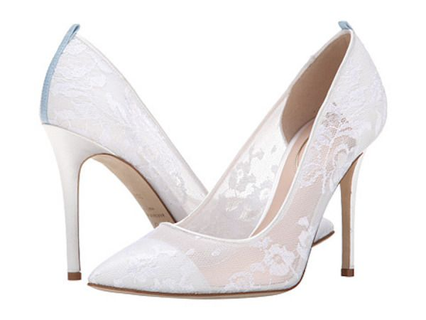 New Sarah Jessica Parker bridal shoe collection: http://www.stylemepretty.com/2015/06/03/breaking-bridal-news-sarah-jessica-parker-launches-a-bridal-shoe-line/