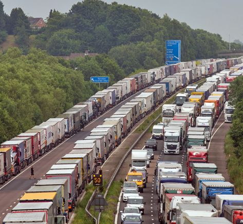 M20 reopens after Operation Stack ends Emergency measures brought in to deal with cross-Channel disruption have been lifted as Eurotunnel services resume  'Hundreds' of migrants target Eurotunnel Operation Stack 'nightmare' for Kent Driver's view on Operation Stack