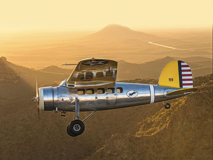 Loved by Amelia Earhart and Wiley Post, Lockheed Vegas are now museum pieces—all but one.