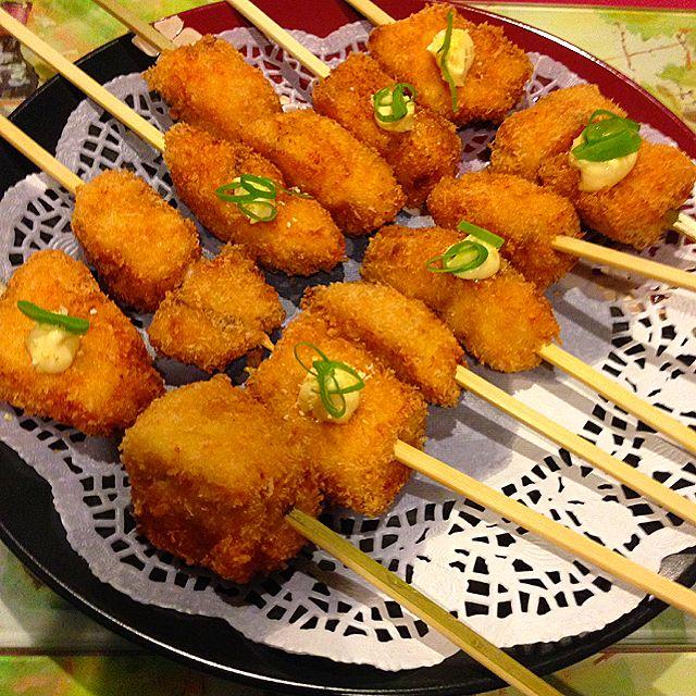 Japanese Style Fish Kushinobo Recipe - coasterkitchen - Dayre