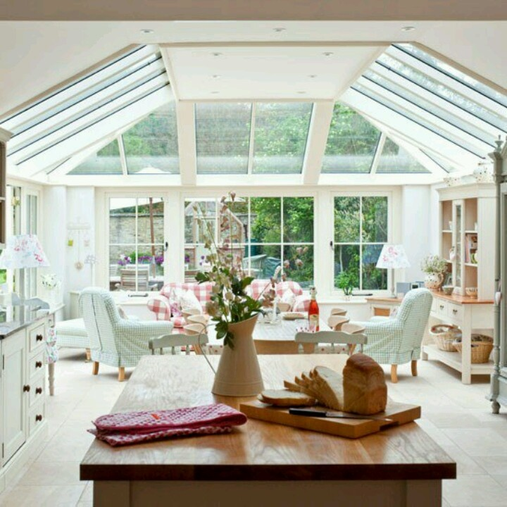 Conservatory - from house to home Facebook