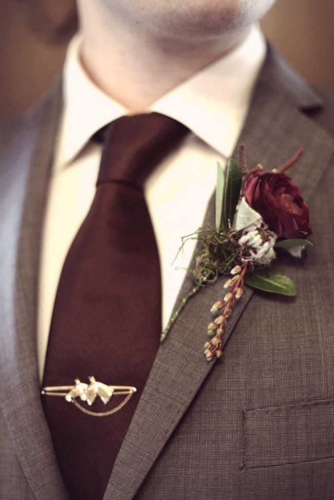Tendências para Casamento 2015 - Pantone elege a cor do ano: Marsala!