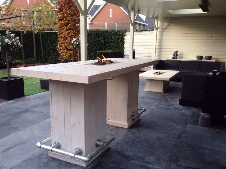 Vuurtafel firetables by vuur-tafels.nl
