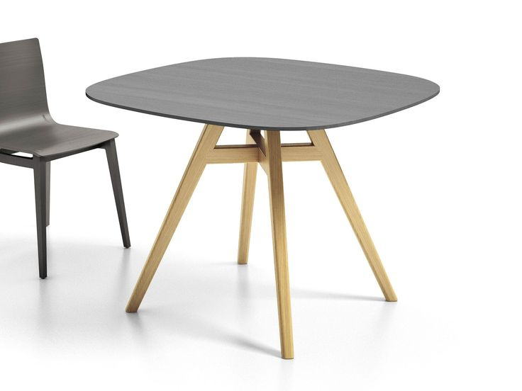 SQUARE TABLE EMMA COLLECTION BY INFINITI BY OMP GROUP | DESIGN FAVARETTO&PARTNERS