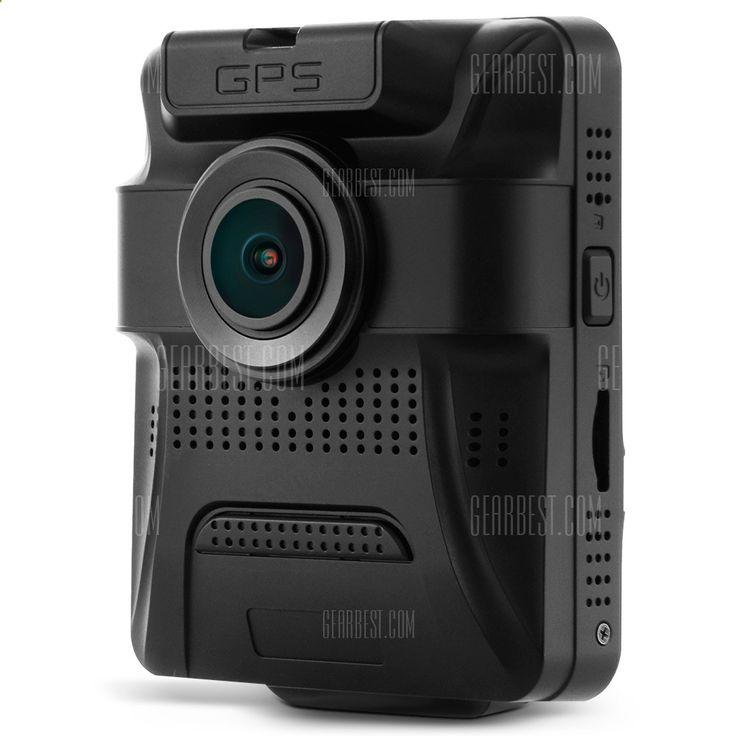 GS65H Car első hátsó kamera DVR-82,73 online vásárlás | GearBest.com