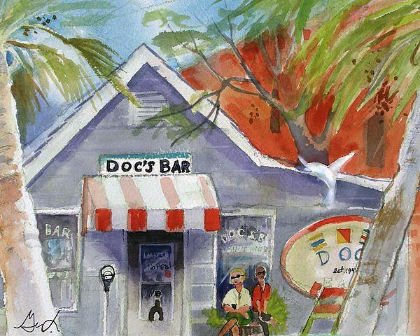 Doc S Bar Tybee Island