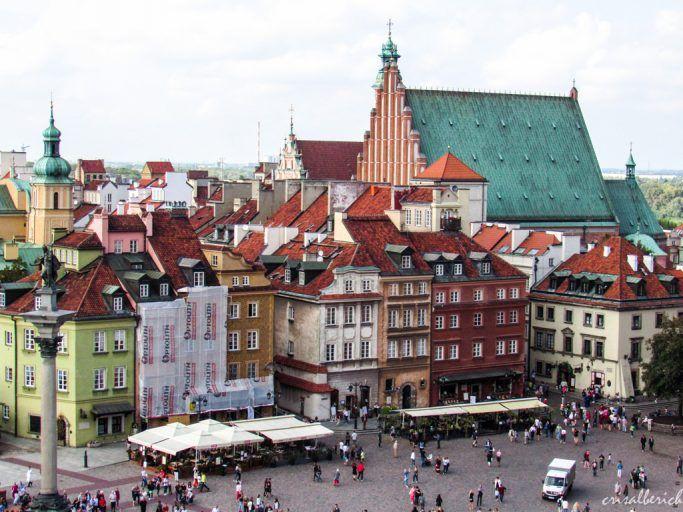 ᐖ Varsovia En Dos Días Qué Ver En Un Fin De Semana Trazando Ruta Varsovia Gueto De Varsovia Rutas