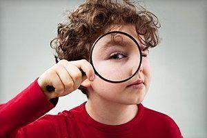 Detektivspiele für einen spannenden Kindergeburtstag