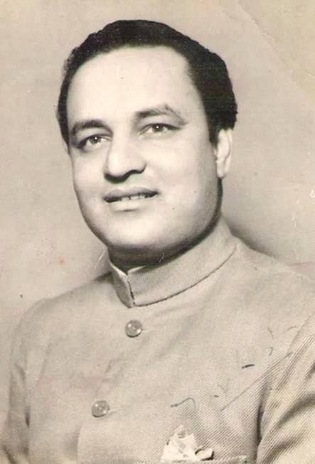 Tribute to Hindi Cinema's legendary singer Mukesh on his 39th death anniversary…