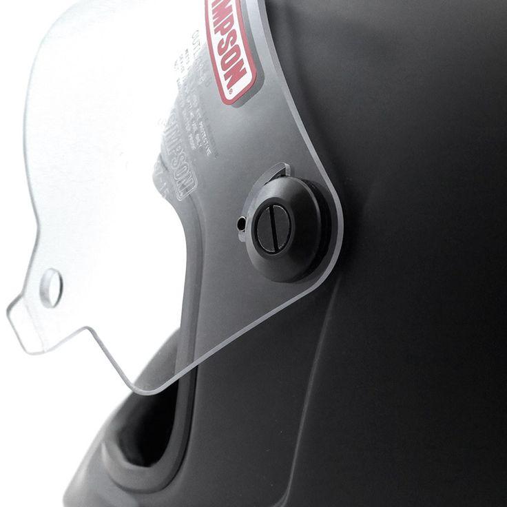 Pivot Kits For Simpson Helmets #@kickmotorsport #retro #instock #simpsonhelmets #nosweat #zenithiscoming #ghost #bandit #newarrival #molecule