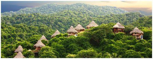 Ecohabs Tayrona Park, Santa Marta, Colombia