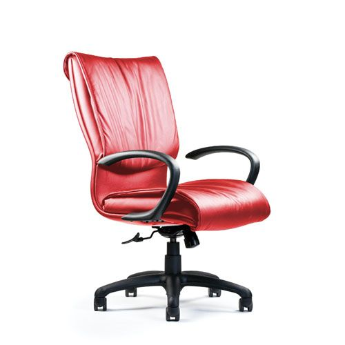 High Back Office Chair Cover