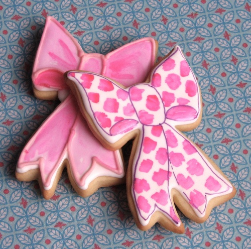 : Cookies Bouquets, Pink Hair, Accessories Cookies, Pink Bows, Cookies Bows, Bows Cookies, Hair Bows, Cookies Galor, Cookies C I
