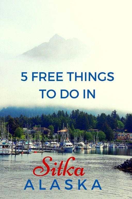 See 5 Free Things to do in Sitka, Alaska with Kids. Guides on what you can do while in town during a cruise excursion.