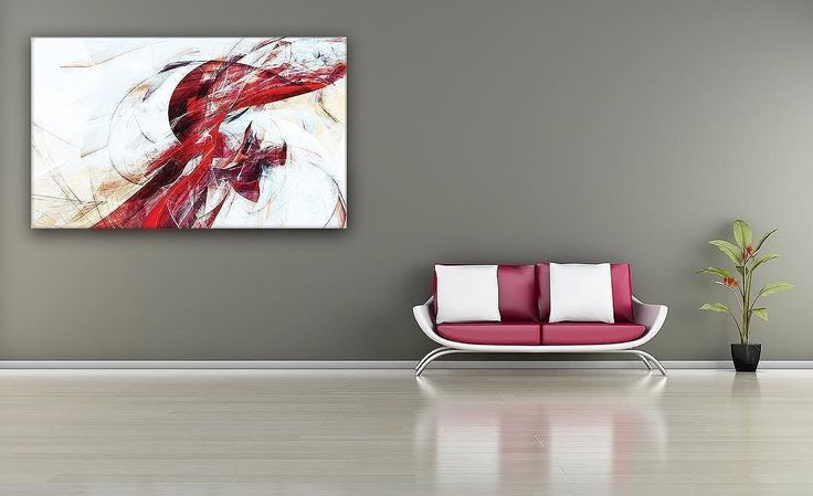 "This canvas is called ""Ribbon Spire"" and you can find it from $25 at #TheCanvasArtFactory #abstractlovers"