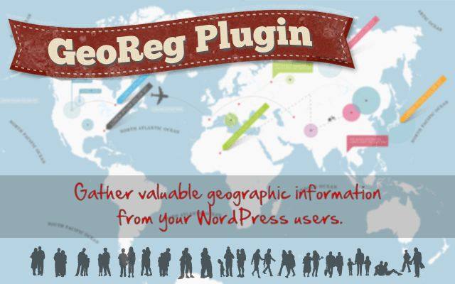GeoReg appthemes WordPress Pulgin