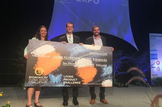 Earthworm-Inspired Innovation Wins $10K Living Product Prize | 3BL Media