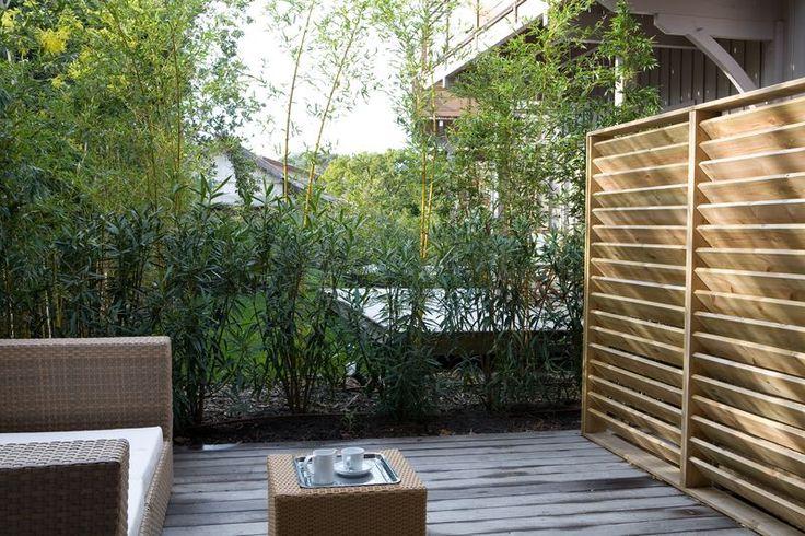 17 best h tel c t sable images on pinterest living room - La cremaillere cote mer et hotel cote jardin ...