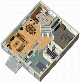 8 best 100 sqm floor plans and pegs images on pinterest for Gimnasio quatro