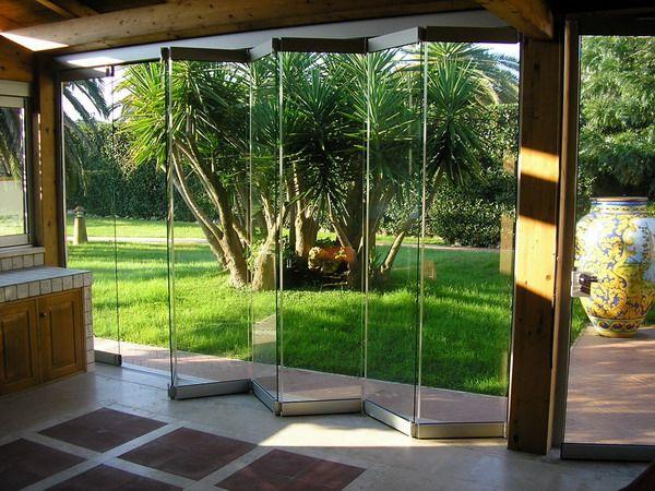 Vetrate pieghevoli per verande e balconi GIEMME SYSTEM® - GIEMME HOME - GM MORANDO
