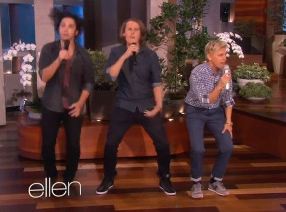 Ellen, What Does the Fox Say