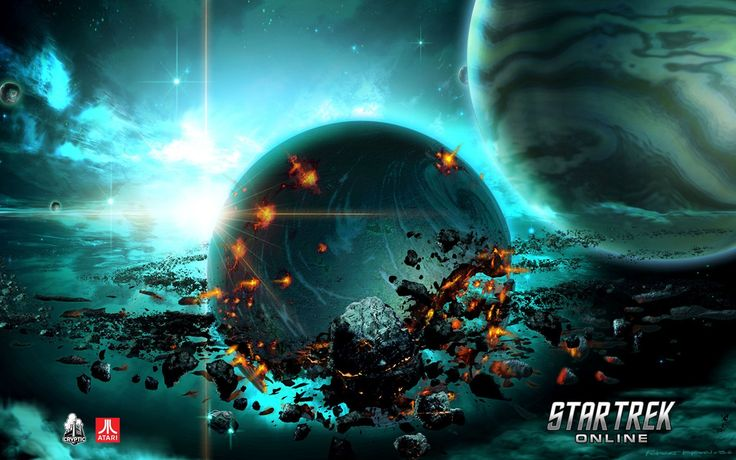 Online Star Trek Online TheWallpapers Free Desktop Wallpapers for HD ...