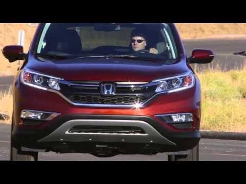 2015 Honda CR V Touring Driving Video Trailer