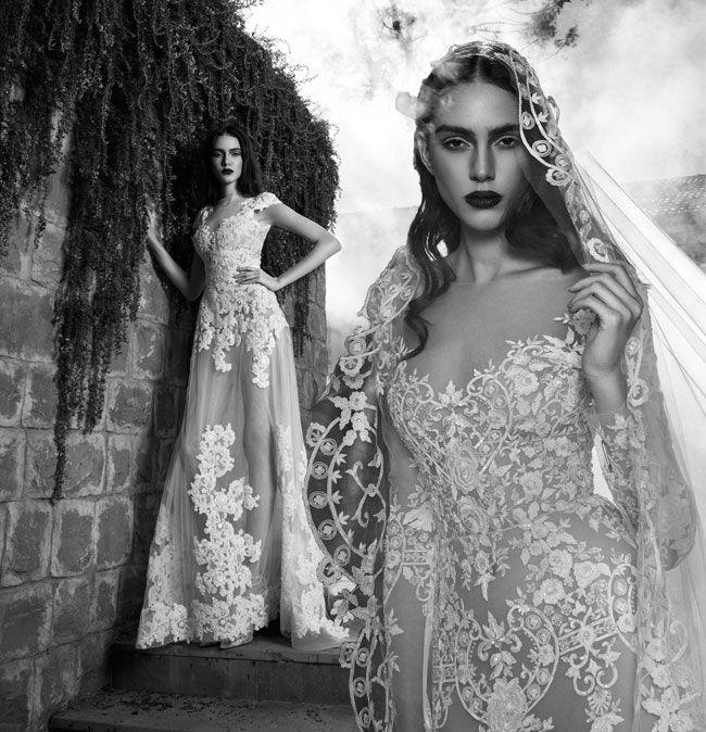 Allure Wedding Gowns 2017 | La collezione abiti da sposa autunno inverno 2016-2017 dello stilista ...