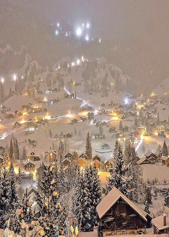 Grendelwald, Switzerland