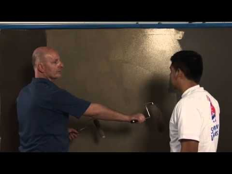 ▶ Sherwin-Williams Metallic Faux Finish for Pros - YouTube