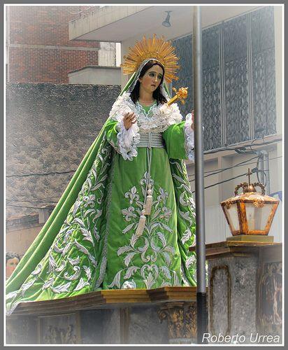 Santísima Virgen de Dolores del templo de Nuestra Señora de Candelaria