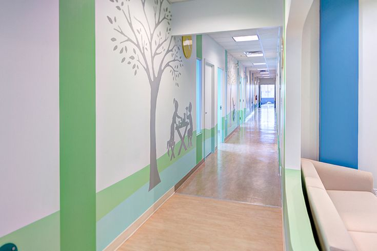 Toronto SickKids Hospital Boomerang clinic - Children healthcare design - www.carch.ca