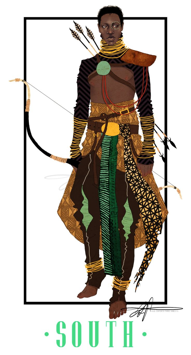 """sodii: thefashionastronaut: Costume Challenge: Design four garments for a fantasy series featuring competing riders from the East (Middle Eastern/Indian), North (Eastern European), South (African/Aboriginal), and West (""""Pale Riders"""") with elements of American Cowboy culture.Photoshop CS5 holy fucking shit"""
