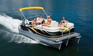 Groupon - Pontoon-Boat Rental for 8 or 12 from Corporate Tailgate Boat Rental (Up to 64% Off). Three Options Available. in Goose Island. Groupon deal price: $109