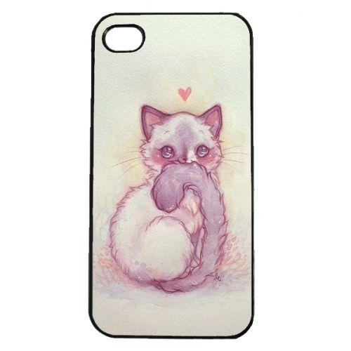 Cuki cica -  Apple Iphone 4 4s tok