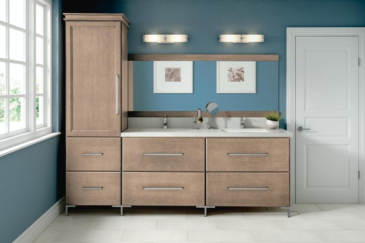 12 best Bathroom Cabinets - Diamond Intrigue at Lowe\'s images on ...