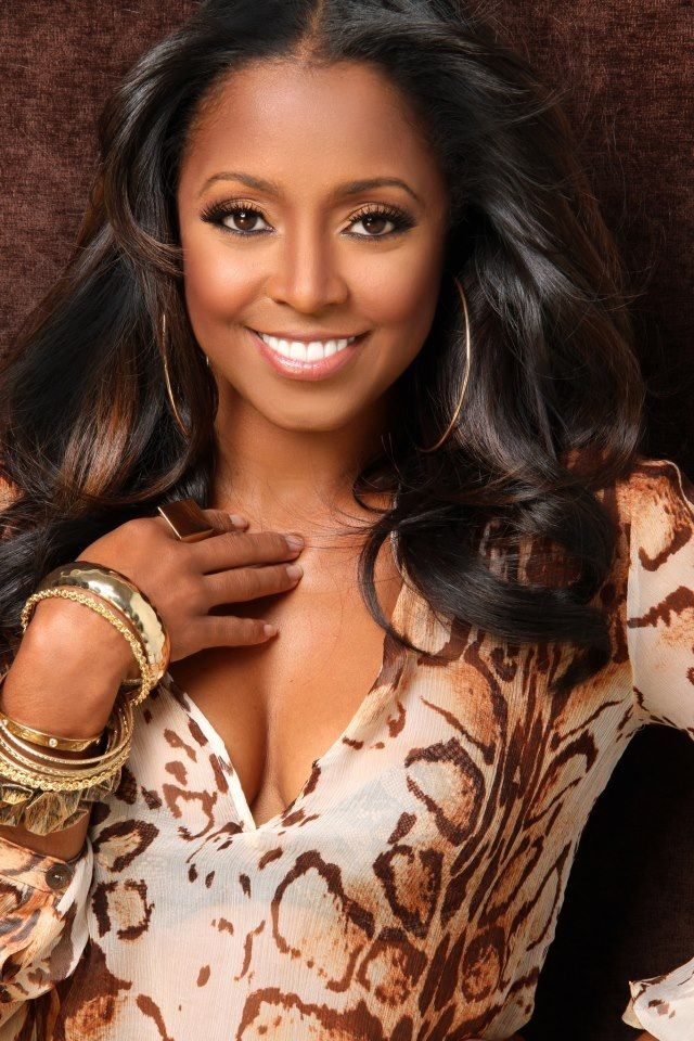 Loving the hair + look - Keshia Knight Pulliam (Rudy Huxtable, The Cosby Show)