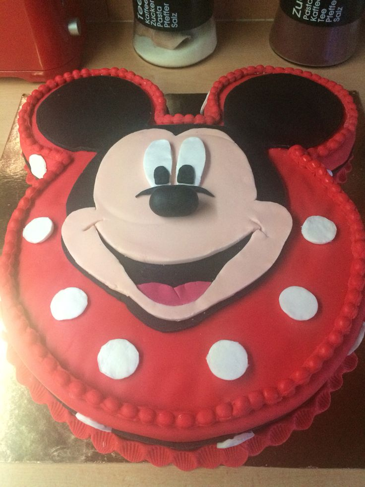 ber ideen zu micky maus torte auf pinterest minnie maus torte mickey mouse clubhouse. Black Bedroom Furniture Sets. Home Design Ideas